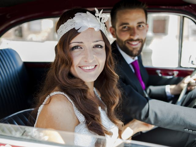 La boda de Alejandro y Mari Carmen en Villarrobledo, Albacete 35