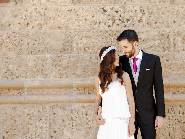 La boda de Alejandro y Mari Carmen en Villarrobledo, Albacete 38