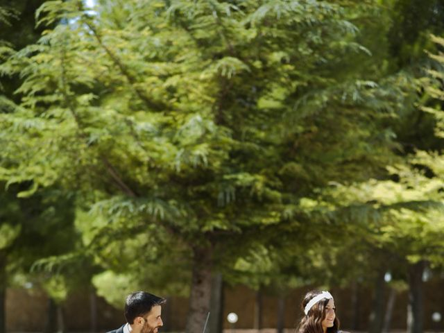 La boda de Alejandro y Mari Carmen en Villarrobledo, Albacete 39