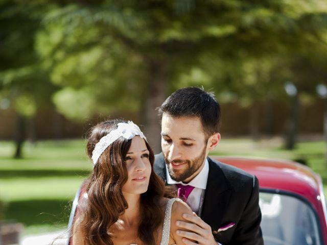 La boda de Alejandro y Mari Carmen en Villarrobledo, Albacete 40