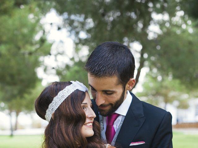 La boda de Alejandro y Mari Carmen en Villarrobledo, Albacete 52