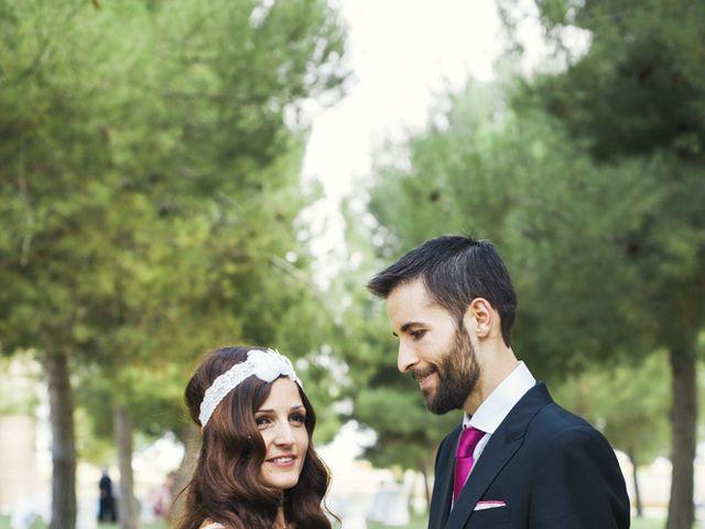 La boda de Alejandro y Mari Carmen en Villarrobledo, Albacete 53