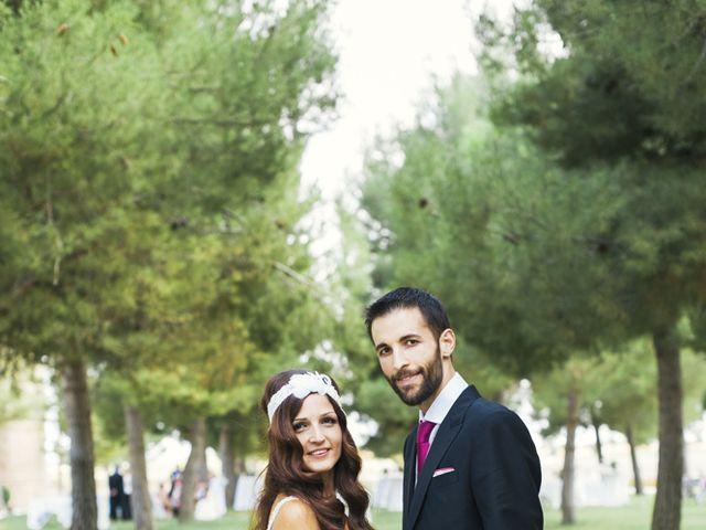 La boda de Alejandro y Mari Carmen en Villarrobledo, Albacete 54