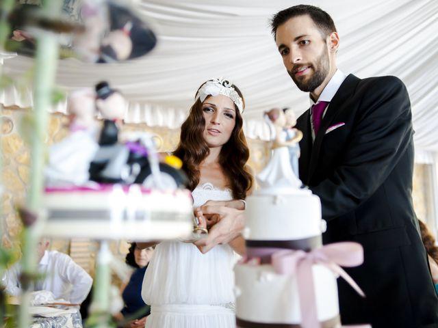 La boda de Alejandro y Mari Carmen en Villarrobledo, Albacete 64