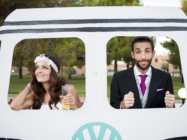 La boda de Alejandro y Mari Carmen en Villarrobledo, Albacete 69