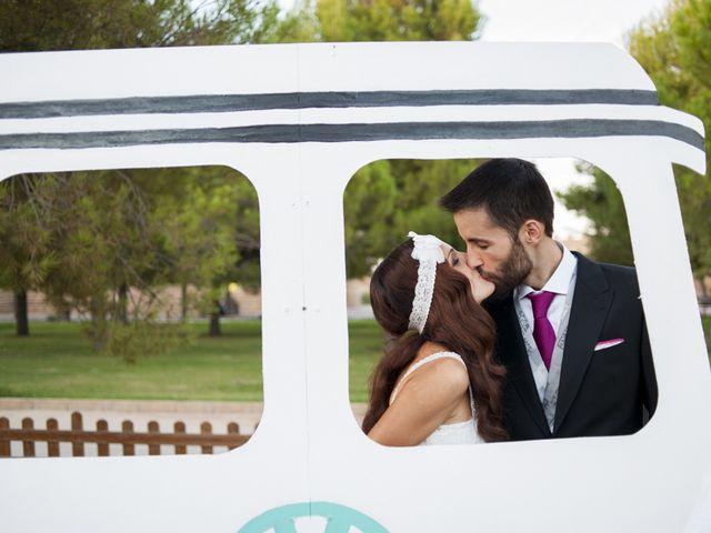 La boda de Alejandro y Mari Carmen en Villarrobledo, Albacete 70