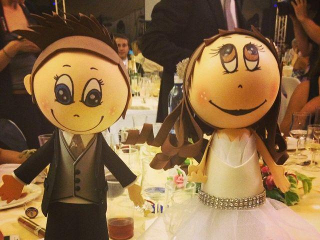 La boda de Luis y Vanessa en Montanejos, Castellón 13