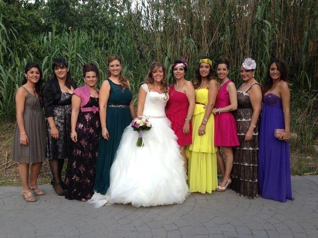 La boda de Luis y Vanessa en Montanejos, Castellón 3