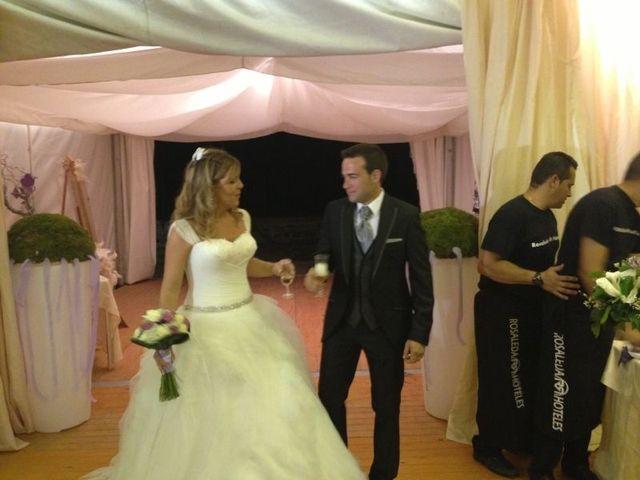 La boda de Luis y Vanessa en Montanejos, Castellón 7