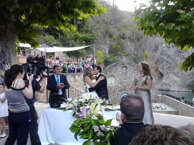 La boda de Luis y Vanessa en Montanejos, Castellón 1