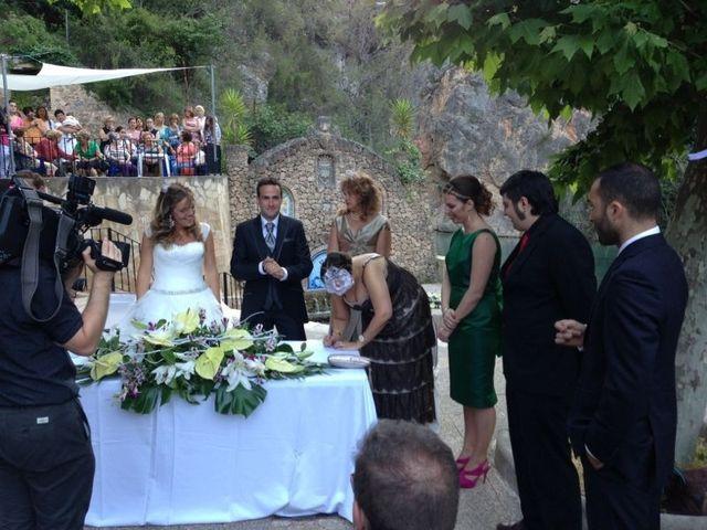 La boda de Luis y Vanessa en Montanejos, Castellón 2