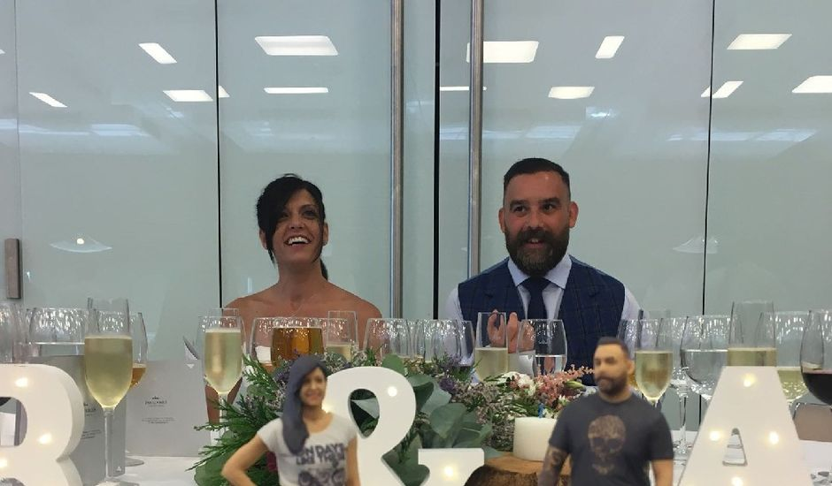 La boda de Alex y Raquel en Cádiz, Cádiz