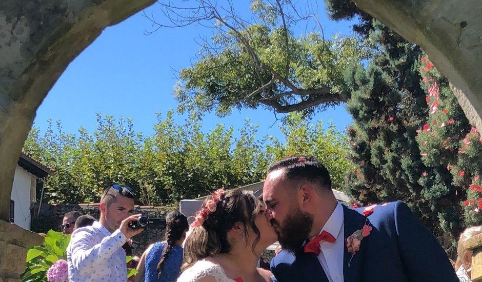La boda de Steven  y Miriam  en Suances, Cantabria