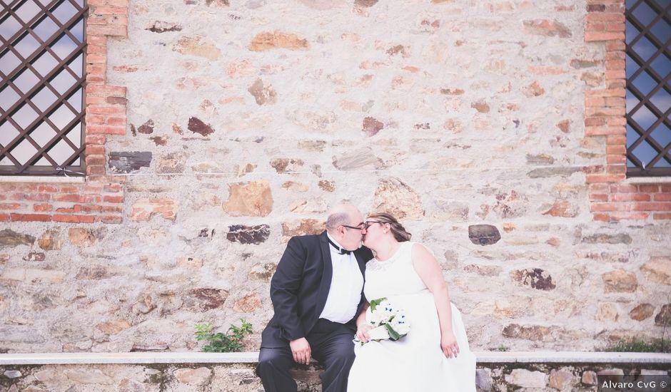 La boda de Miguel y Laura en Astorga, León