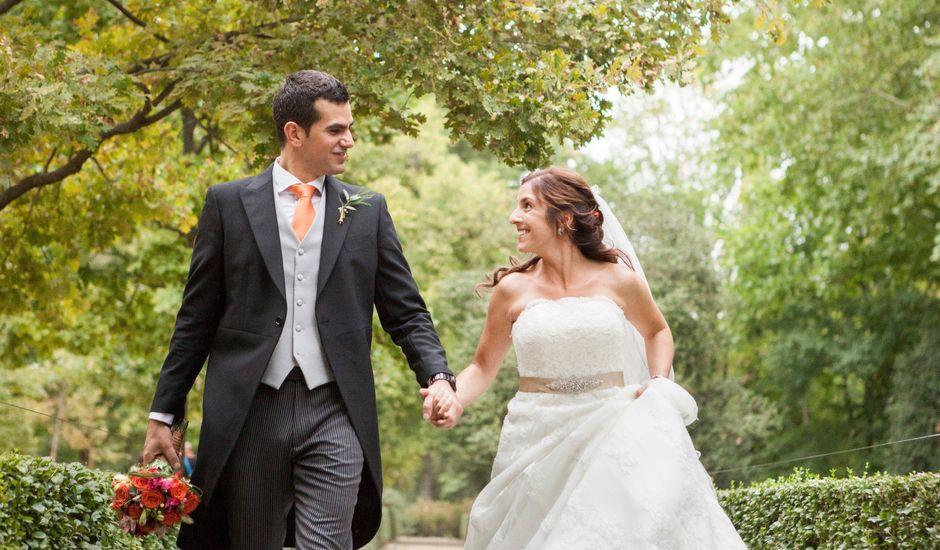 La boda de Jorge y Ana en Madrid, Madrid