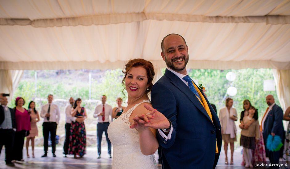 La boda de Gonzalo y Gemma en Arenas De San Pedro, Ávila