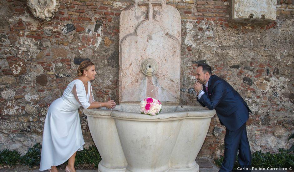 La boda de Pablo y Patricia en Málaga, Málaga