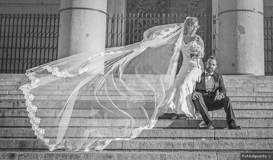 La boda de Ashil y Nerea en El Molar, Madrid