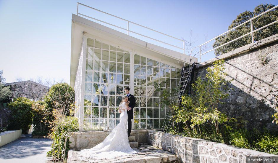 La boda de Jaime y Ana en Hoyo De Manzanares, Madrid