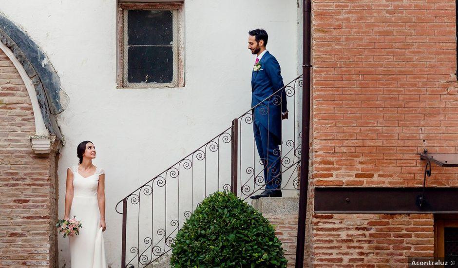 La boda de Bea y Santi en Toledo, Toledo