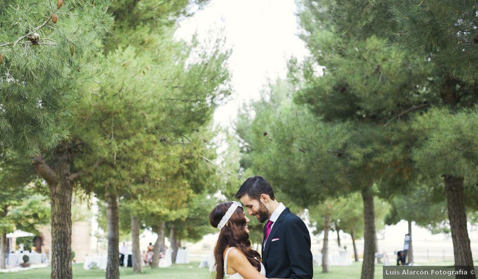 La boda de Alejandro y Mari Carmen en Villarrobledo, Albacete