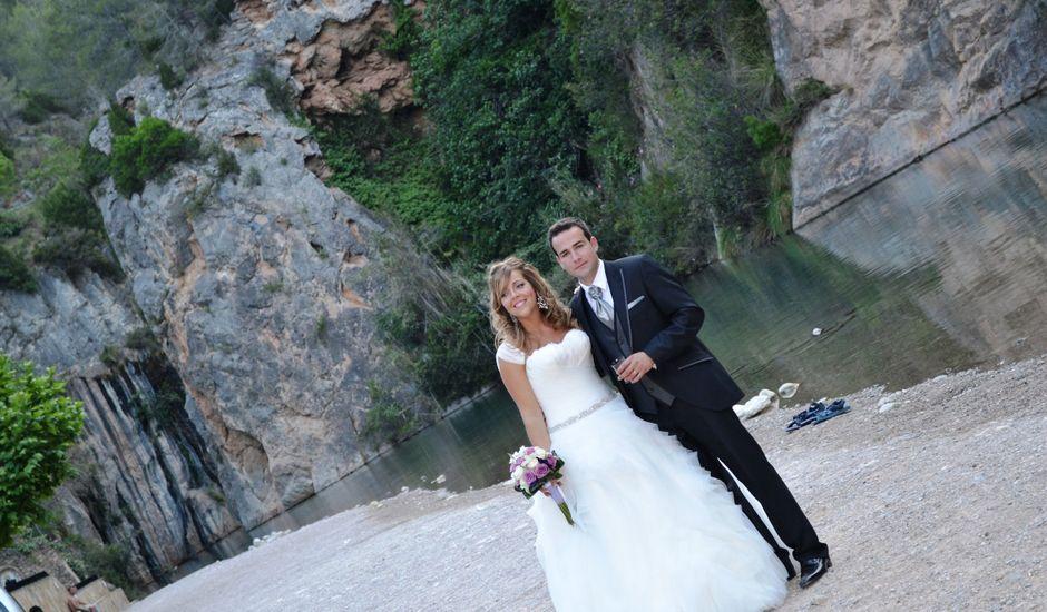 La boda de Luis y Vanessa en Montanejos, Castellón