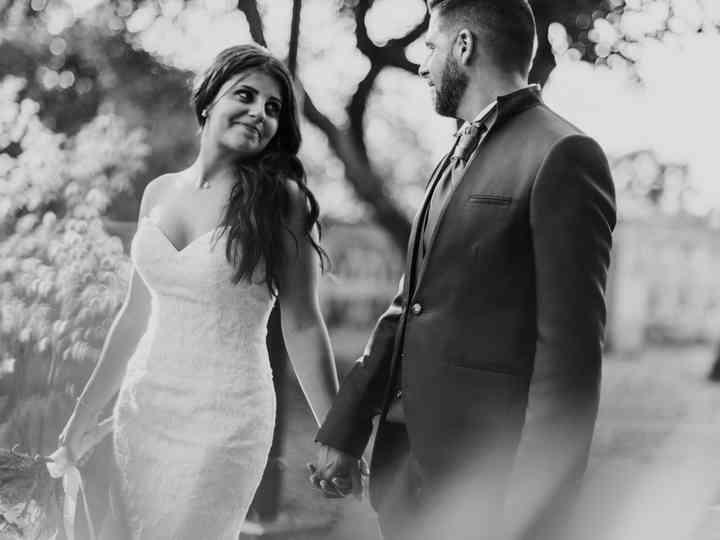 La boda de Elia y Dani