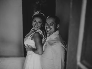 La boda de Daniela  y Agmer  1