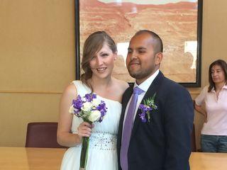 La boda de Chloe y Victor 1
