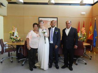 La boda de Chloe y Victor