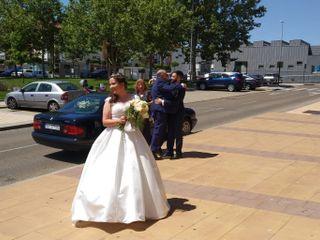 La boda de Susana y León 1