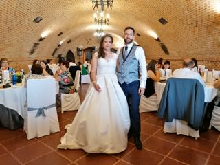 La boda de Susana y León