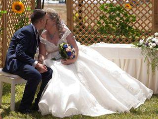 La boda de Romina y Juan