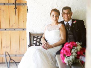 La boda de Trini y Ramon