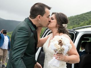 La boda de Sharay y Héctor
