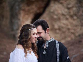 La boda de Mary y Pablo