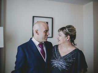 La boda de Cristina Onrubia y Gonzalo Navarro 2