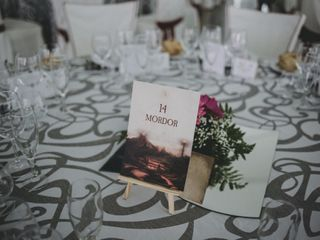 La boda de Cristina Onrubia y Gonzalo Navarro 3