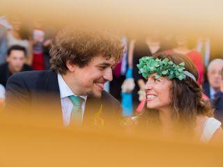 La boda de Maribel y Javi