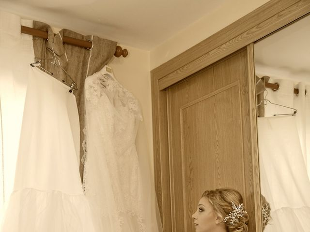 La boda de Cristian y María en Torrejon De La Calzada, Madrid 9