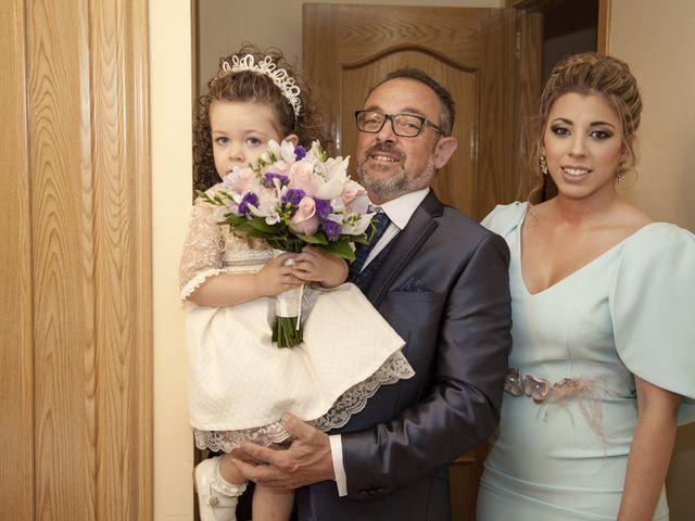 La boda de Cristian y María en Torrejon De La Calzada, Madrid 11