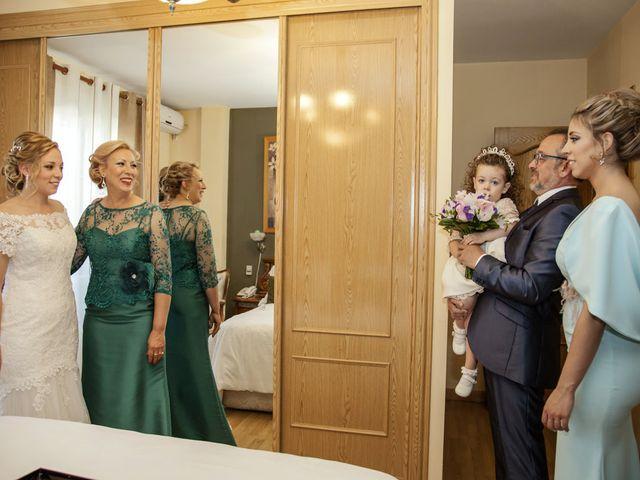 La boda de Cristian y María en Torrejon De La Calzada, Madrid 12