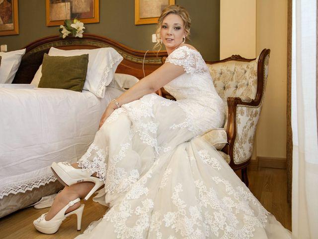 La boda de Cristian y María en Torrejon De La Calzada, Madrid 13