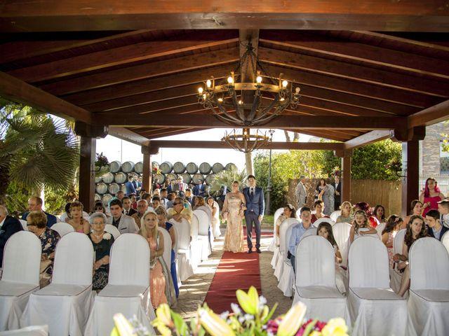 La boda de Cristian y María en Torrejon De La Calzada, Madrid 20