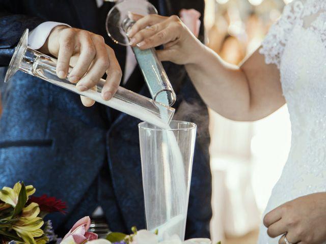 La boda de Cristian y María en Torrejon De La Calzada, Madrid 25