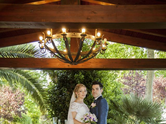 La boda de Cristian y María en Torrejon De La Calzada, Madrid 27