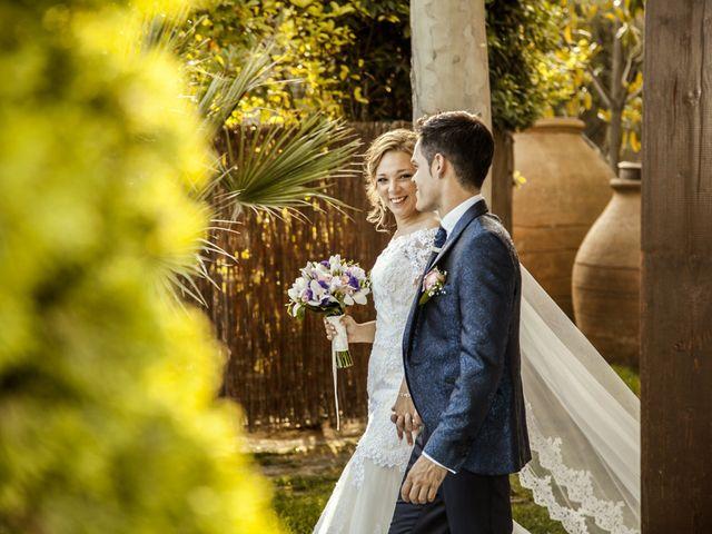 La boda de Cristian y María en Torrejon De La Calzada, Madrid 29
