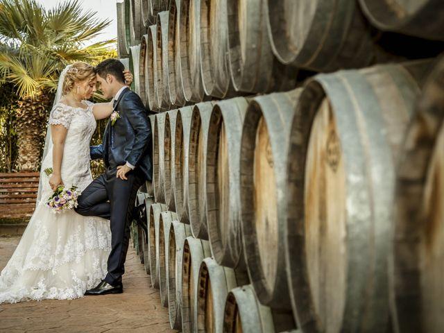 La boda de Cristian y María en Torrejon De La Calzada, Madrid 30