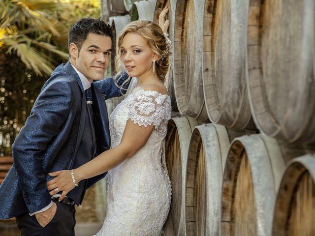 La boda de Cristian y María en Torrejon De La Calzada, Madrid 31