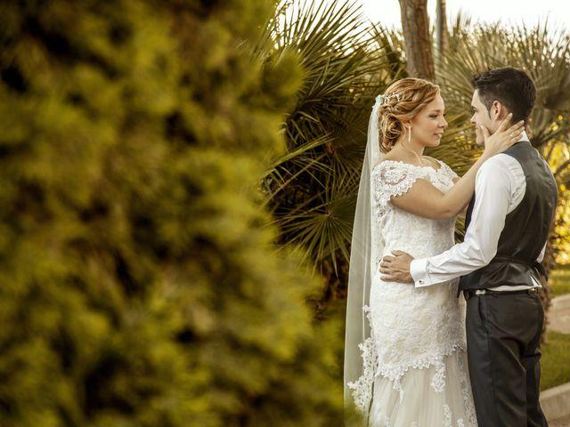 La boda de Cristian y María en Torrejon De La Calzada, Madrid 33